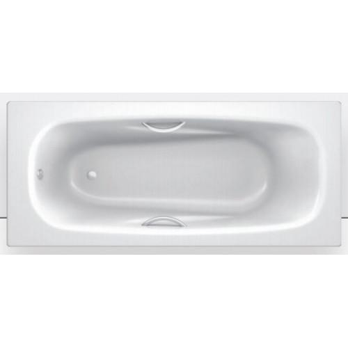 Ванна стальная 170x75 BLB Anatomica, 3,5мм, с отв.для ручек, с шумоизоляцией, B75L handles