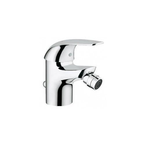 Смеситель однорычажный для биде S-Size, с донным клапаном, Euroeco, Grohe 32737000