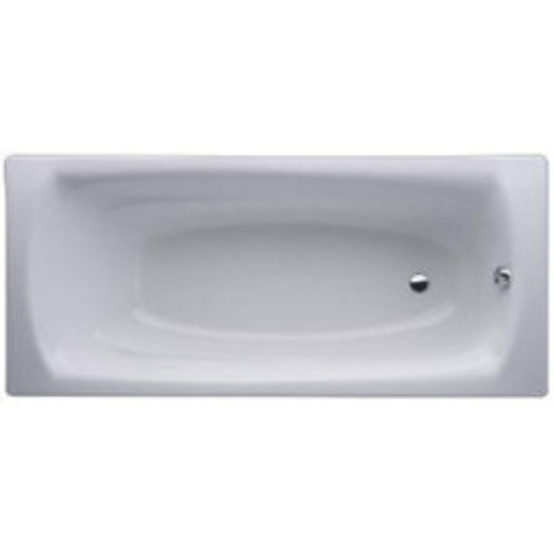 Ванна 170x75 стальная с отверстием для ручек, Palladium, Laufen