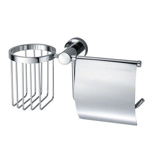 Держатель туалетной бумаги и освежителя Wasser Kraft Donau K-9459