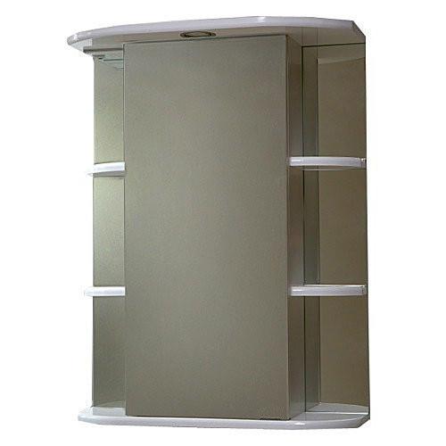 "Зеркало ""Герда 55"" свет, белый, СаНта"