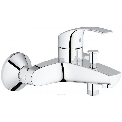 Смеситель однорычажный для ванны, Eurosmart, Grohe