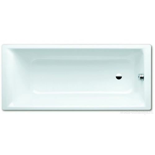 Стальная ванна 170х75 Puro Mod 652, Perleffect, Kaldewei