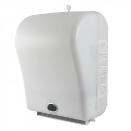 Автоматический (сенсорный) дозатор бумажных рулонных полотенец Ksitex.