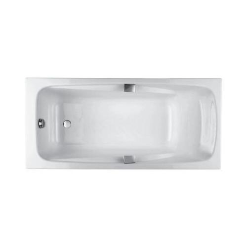 Ванна чугунная 170x80 Jacob Delafon Repos с отверстием для ручек E2915