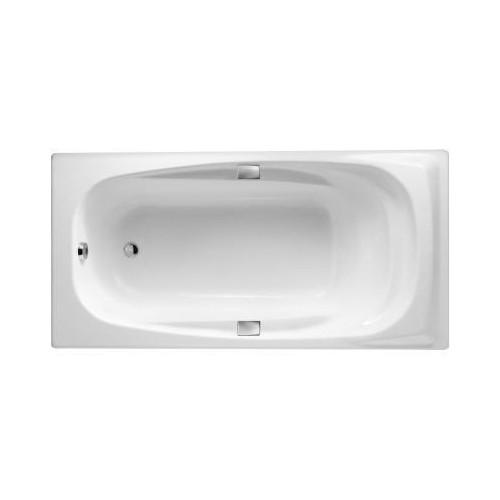 Ванна чугунная 180x90 Jacob Delafon Super Repos с отверстием для ручек E2902