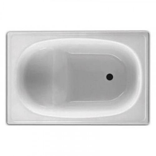 "Ванна стальная 105x70 BLB ""Europa Mini"" Сидячая, B05E"