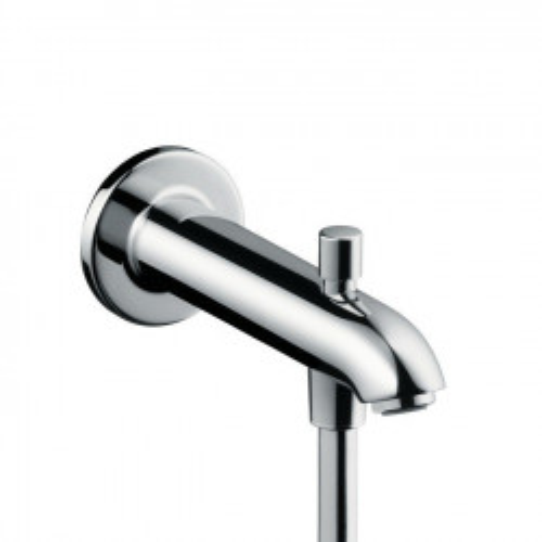 Излив на ванну E 228 мм с переключателем на душ, Hansgrohe