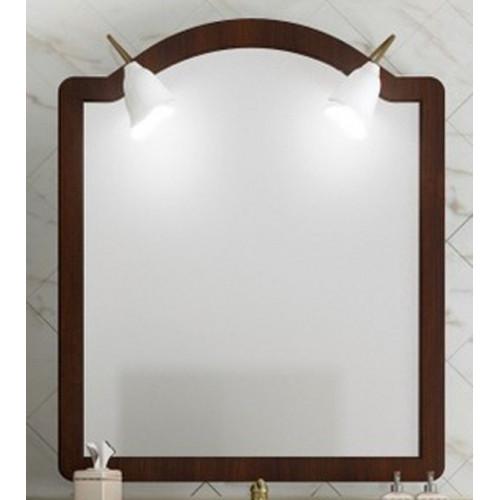 Зеркало Виктория 90, светлый орех, Опадирис