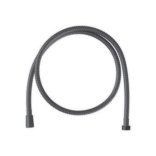 Душевой шланг металлический 1,5 м, Черный Бархат, Relexaflex Metal Longlife, Grohe