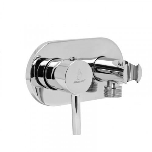Смеситель скрытого монтажа для гигиенического душа Gllom GL-201 42C