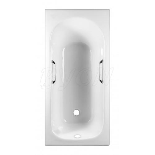 Ванна чугунная BYON B13 140x70x39 см