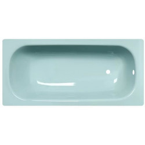 Стальная ванна Donna Vanna 150x70x40 ,морская волна, ВИЗ