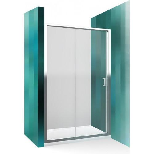 Душевая дверь в нишу или комбинации 160см, Liga Line LLD2/1600, Roltechnik
