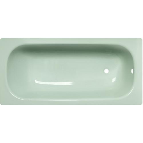 Стальная ванна Donna Vanna 170x70x40 , зеленая мята, ВИЗ