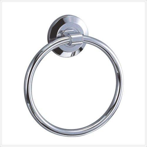 Навесной держатель для полотенца кольцо Wasser Kraft Rhein К-6260