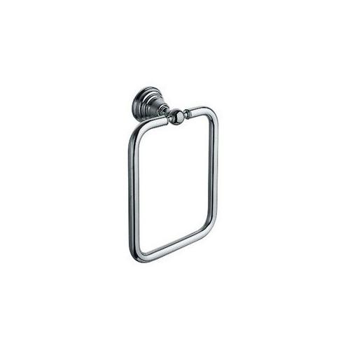 Canova Держатель для полотенец кольцом, хром, CA21351