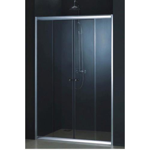 Дверь для душа DREIKE 120x185, 4 створки, River
