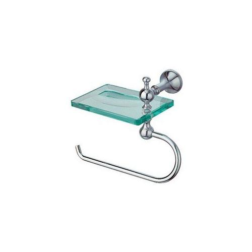 Regency Держатель мыльницы и полотенца в сборе, подвесной, хром, RE23851