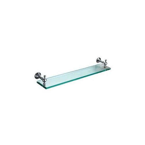 Regency Полочка в ванную, 60 см, хром, RE11351