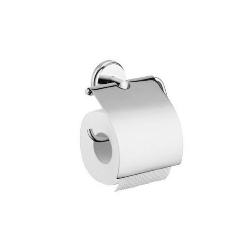Logis Classic Держатель для туалетной бумаги с крышкой, Hansgrohe 41623000