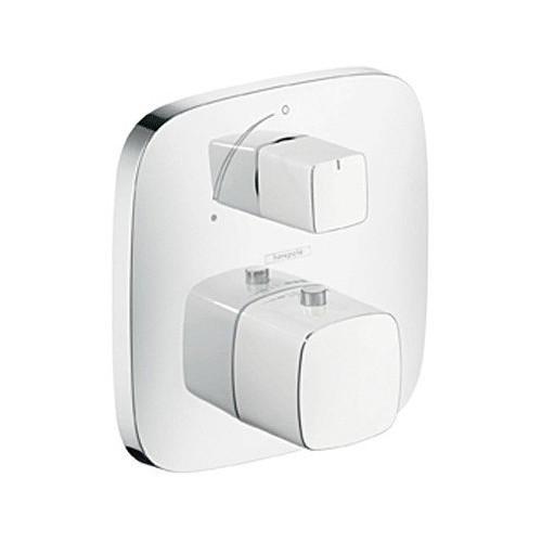 Смеситель для ванны скрытого монтажа термостат, PuraVida, Hansgrohe 15775400