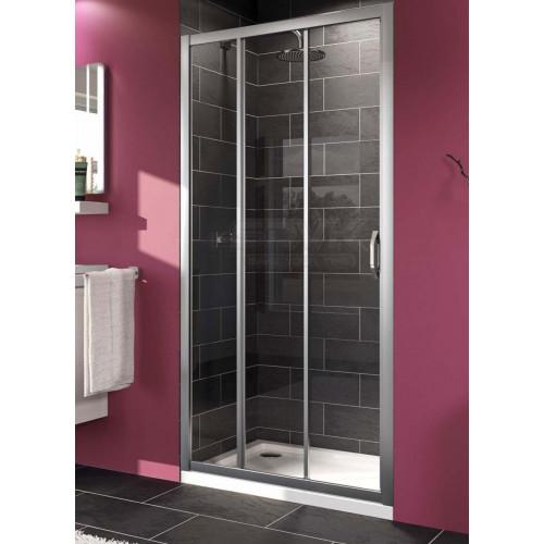 Huppe X1 Serie раздвижная дверь в нишу шириной 90, Huppe 120303.069.321
