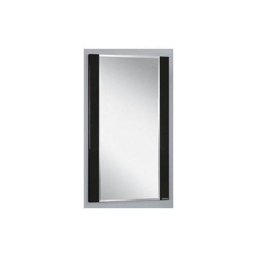 Зеркало 50см, Ария 50, черный, Акватон