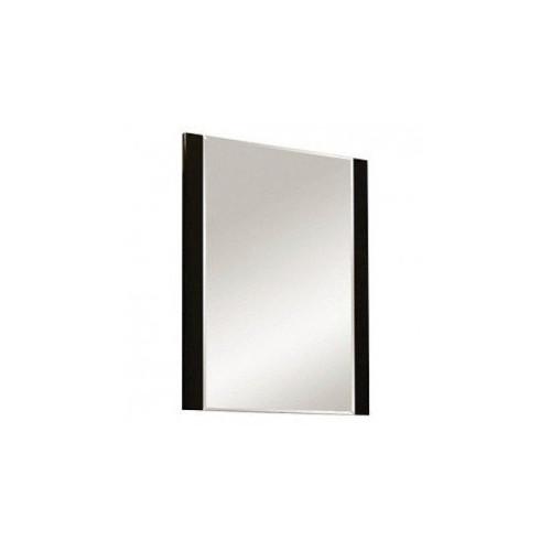 Зеркало 65см, Ария 65, черный, Акватон