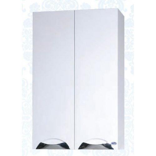 Белла-60 Люкс шкаф подвесной, 60 см, белый, Bellezza