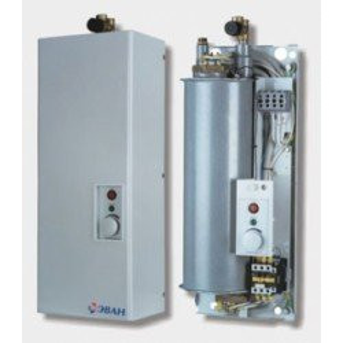 Водонагреватель проточный, электрический, напорный, 9 кВт, ЭВАН, ЭПВН В1-9