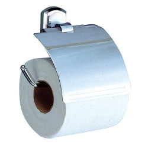 Держатель туалетной бумаги с крышкой Oder К-3025 Wasser Kraft