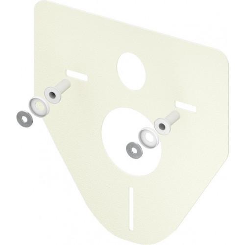 Звукоизоляционный комплект TECEprofil для подвесных унитазов и биде