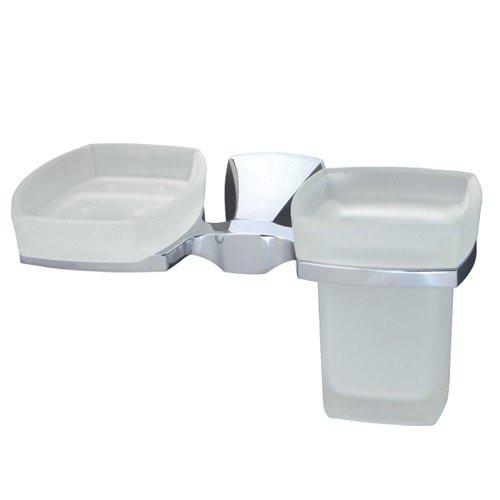 Держатель стакана и мыльницы, Wern, WasserCraft, K-2526