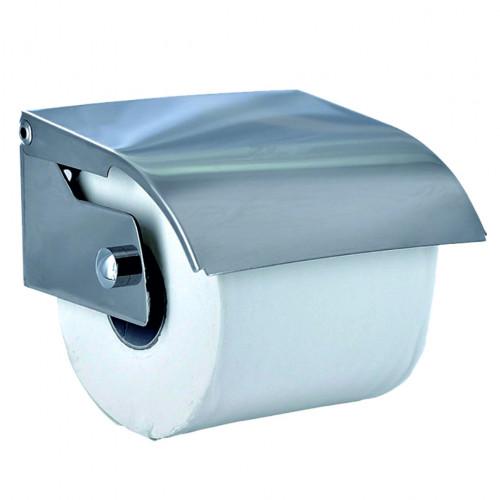 Держатель бытовых рулонов туалетной бумаги Ksitex TH-204M, нержавеющая сталь, матовый