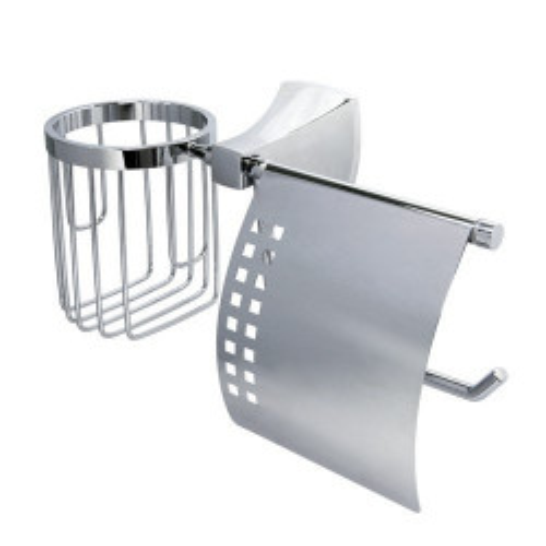 Wern K-2559 Держатель туалетной бумаги и освежителя, WasserKRAFT