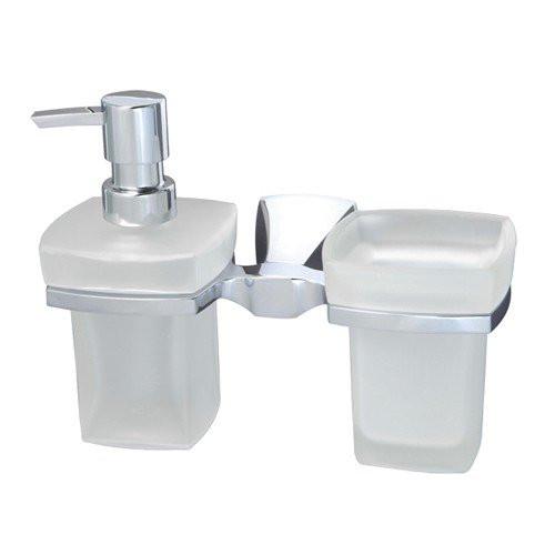 Держатель стакана и дозатора, Wern, WasserCraft, K-2589