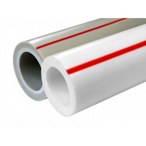 Труба PPR PN 20 серая Дн- 50 х 8,4 мм ФД-пласт