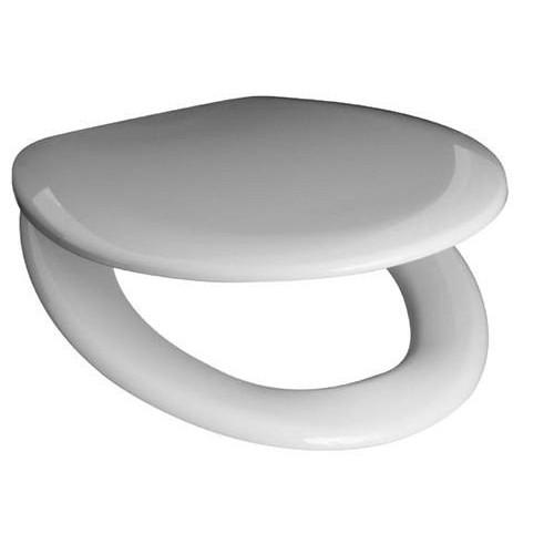 Сидение с крышкой ZETA, дюропласт,с функцией soft-close, Jika