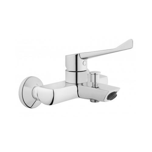 Смеситель для ванны и душа Vitra AquaMed Solid S для людей с ограниченными физическими возможностями