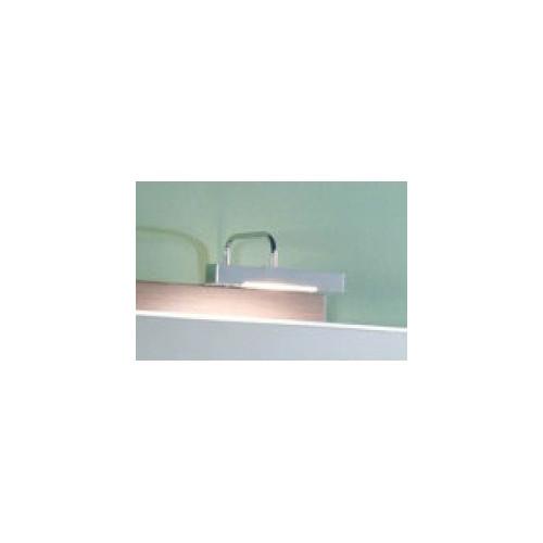Светильник VERONICA-3 аллюминий-хром