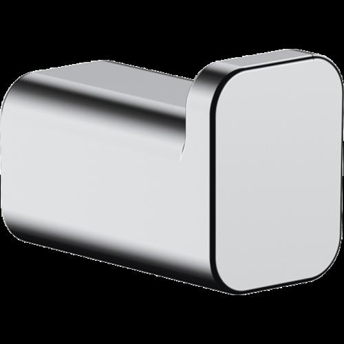 Крючок для полотенец хром Hansgrohe AddStoris 41742000