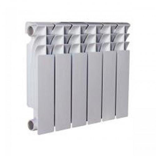Радиатор биметаллический Оазис 350/80 8 секции (боковое подключение)