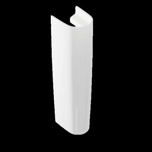 Пьедестал для раковины белый Cersanit Street Fusion PO-SFU60/70