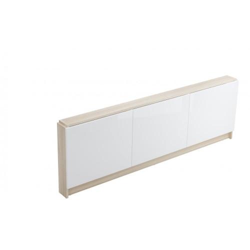 Фронтальная панель для акриловой ванны 170 см Cersanit Smart PM-SMART*170/Wh