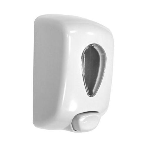 Диспенсер для мыла белый Nofer 03036.W