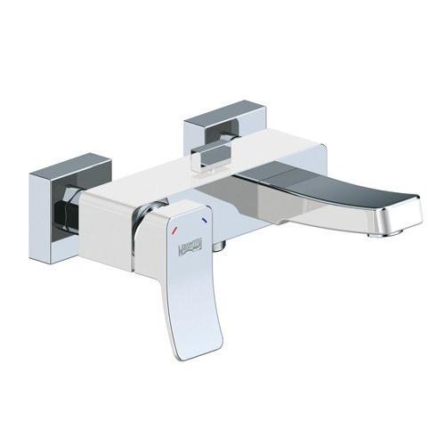 Aller 1061WHITE Смеситель для ванны с коротким изливом Wasser Kraft
