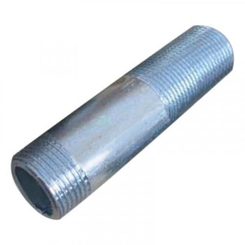 Сгон сталь оцинк. Ду-15 L- 90 мм