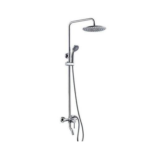 A14401 Душевой комплект со смесителем для ванны, 84/125х58 см, WasserKRAFT