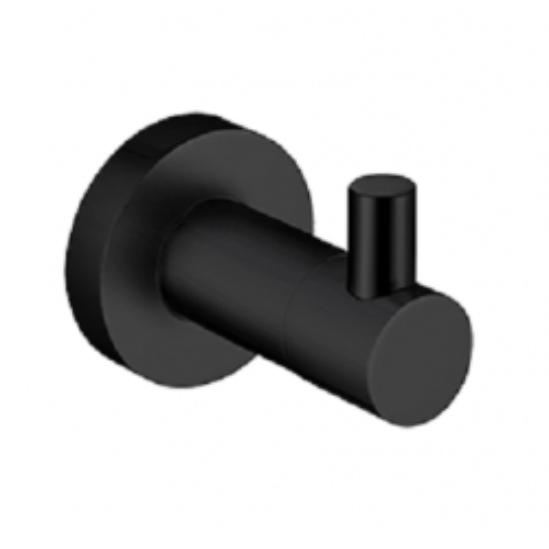 Крючок для полотенец чёрный OMNIRES MODERN PROJECT MP60110BL